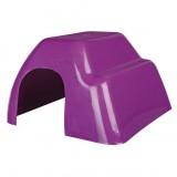 Trixie Дом для грызунов (пластик) 26х23х15 см