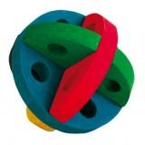 Trixie мяч 8,5 см (пластик)