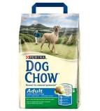 Сухой корм для собак - Dog Chow Lardge Breed. С индейкой для больших пород собак 2,5 кг