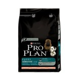 Pro Plan (Проплан) Puppy Sensitive c лососем, корм для щенков склонных к аллергии 12 кг