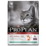 Сухой корм для кошек - Pro Plan (Проплан) С уткой 1,5 кг