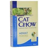 Сухой корм для кошек - Cat Chow (Кэт Чау) С лососем и тунцом 15 кг