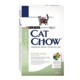 Cat Chow (Кэт Чау) Sterilized. Для стерилизованных кошек 15 кг
