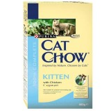 Cat Chow (Кэт Чау) Kitten. С курицей 15 кг