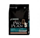 Сухой корм для собак - Pro Plan (Проплан) Puppy  Sensitive Derma. С лососем, корм для щенков с чувствительной кожей 700 гр