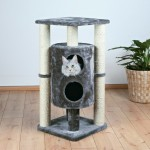 """Trixie домик для кошки """"Viqo"""" (серый) 94 см"""