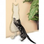 """Trixie драпак для котов подвесной """"Кот"""", 35x69 см ,беж"""