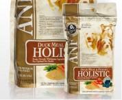 Сухой корм для собак - ANF Canine Holistic Duck&Potato (breeder pack) 18,14кг