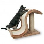 Trixie драпак-горка для кошек 44х25х39 см