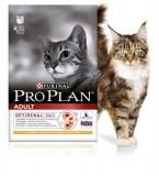 Сухой корм для кошек - Pro Plan (Проплан) С уткой  400 гр