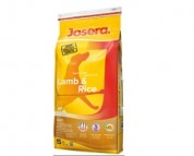 Josera Сухой корм для собак всех пород Lamb and Rice ягненок и рис (3 кг)