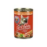 Darling (Дарлинг) консервы для кошек гусь и почки 400гр