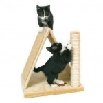 "Trixie драпак ""Avila""для котят (бежев) 40 см"