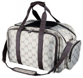 "Trixie сумка-переноска""Maxima""33х32х54см,беж/коричневый"