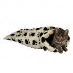 """Trixie Тоннель для кошек """"Mara"""" (37х60 см) бежевый"""