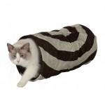 Trixie тоннель для кошек (нейлон) 50/25 см