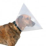 Trixie конус ветеринарный 38-44см/20см