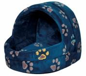 """Trixie Домик для котов """"Jimmy"""" (40х35х35 см) синий"""