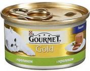Gourmet Gold З кроликом. Паштет. 85 г