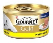 Gourmet Gold З куркою.Мус. 85 г