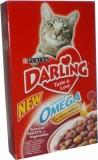 Сухой корм для кошек - Darling (Дарлинг) С мясом и овощами 400 г