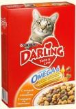 Сухой корм для кошек - Darling (Дарлинг) З птицею та овочами 400 г