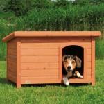 "Trixie будка для мелких собак ""Natura"" 85х58х58 см"