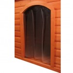 Trixie  Дверца для будки арт 39553 ( пластик) 34х52 см