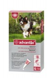 Advantix для собак весом от 10 до 25 кг, 1 пипетка
