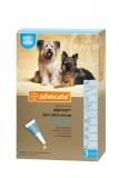 Advocate для собак весом от 4 до 10 кг, 1 пипетка