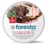 Bayer Foresto ошейник для собак средних и крупных пород, 70 см