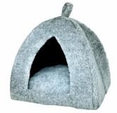 """Trixie Домик для котов """"Ciwa"""" (40х40х45 см) серый"""