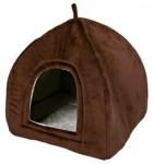 """Trixie Домик для котов """"Moon"""" (45х40х45 см) коричневый"""