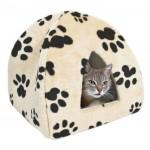 "Trixie Домик для котов ""Sheila"" (40×35×40 см) бежевый"