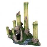 Trixie Бамбук с пещерой 17см