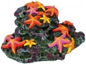 Trixie Камень с морскими звездами 14см