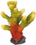 Trixie Коралл-ветка желтый 14см.