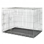 клетка переносная для собак 78х55х62 см