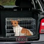 Trixie клетка-переносная для собак 64х54х48 см