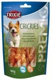 Trixie Лакомство для собак PREMIO Chickies с курицей и кальцием (100 г)