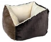 """Trixie Лежак """"Gordie"""" (42х42 см) коричневый"""