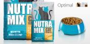 Сухой корм для кошек - Nutra  Optimal 20 кг