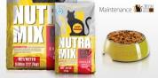 Сухой корм для кошек - Nutra  Maintenance Adult (кур.рис.кукуруза) желтая 22,7 кг
