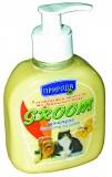"""Природа Шампунь """"GROOM""""  для кошек и собак  с экстрактом прополиса 270мл"""