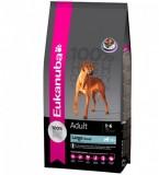 Eukanuba корм для взрослых собак крупных пород курица 3 кг