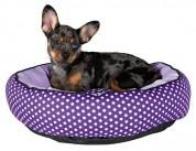 """Trixie Лежак """"Lilo"""" (d=40 см) фиолетовый"""