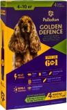 Palladium Golden Defence капли на холку для собак весом от 4 до 10 кг, 1 пипетка