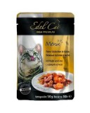 Edel Edel Cat pouch 100g. курица и утка в желе