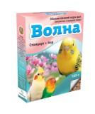 KARAVELLA Karavella ВОЛНА  500 г СТАНДАРТ+ЙОД корм для волнистых попугаев НОВИНКА!