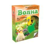 KARAVELLA Karavella ВОЛНА  500 г УКРЕПЛЕНИЕ ПЕРА корм для волнистых попугаев НОВИНКА!